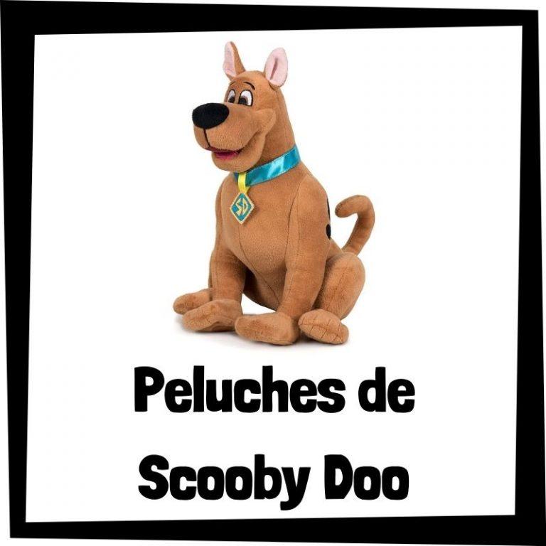 Los mejores peluches de Scooby Doo