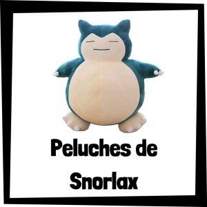 Lee más sobre el artículo Los mejores peluches de Snorlax