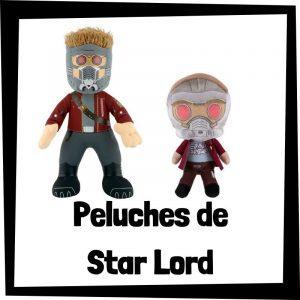 Los mejores peluches de Star Lord