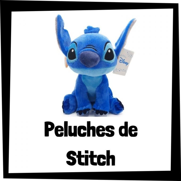 Los mejores peluches de Stitch de Lilo y Stitch
