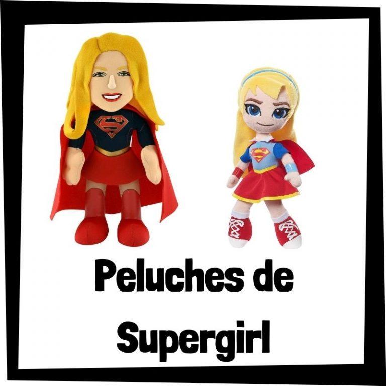 Lee más sobre el artículo Los mejores peluches de Supergirl