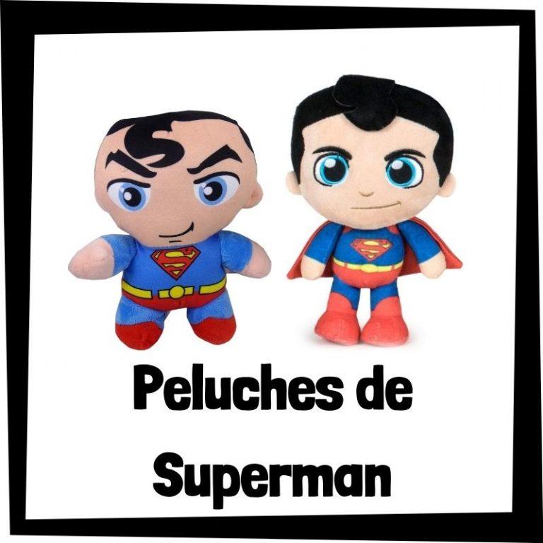 Los mejores peluches de Superman
