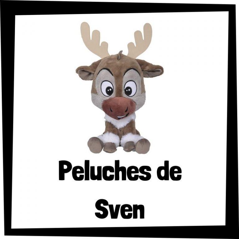 Los mejores peluches de Sven de Frozen