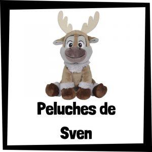 Peluches baratos de Sven de renos- Los mejores peluches de renos - Peluche de reno barato de felpa