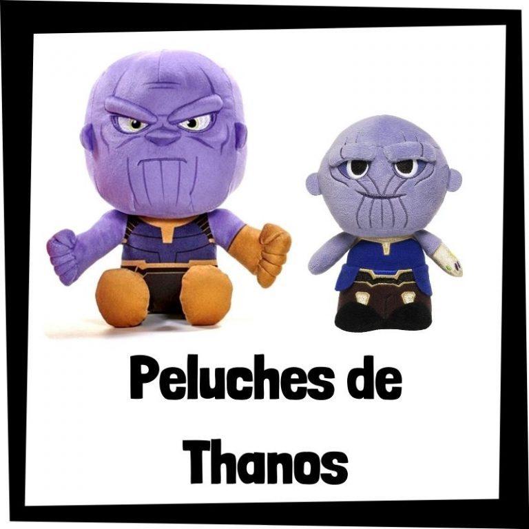 Los mejores peluches de Thanos