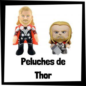 Los mejores peluches de Thor