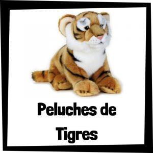 Peluches baratos de Tigger de Winnie de Pooh - Los mejores peluches de tigres - Peluche de tigres barato de felpa
