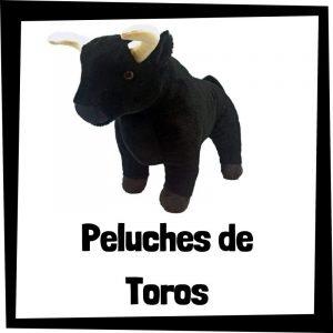 Peluches baratos de Toros - Los mejores peluches de vacas - Peluche de vaca barato de felpa