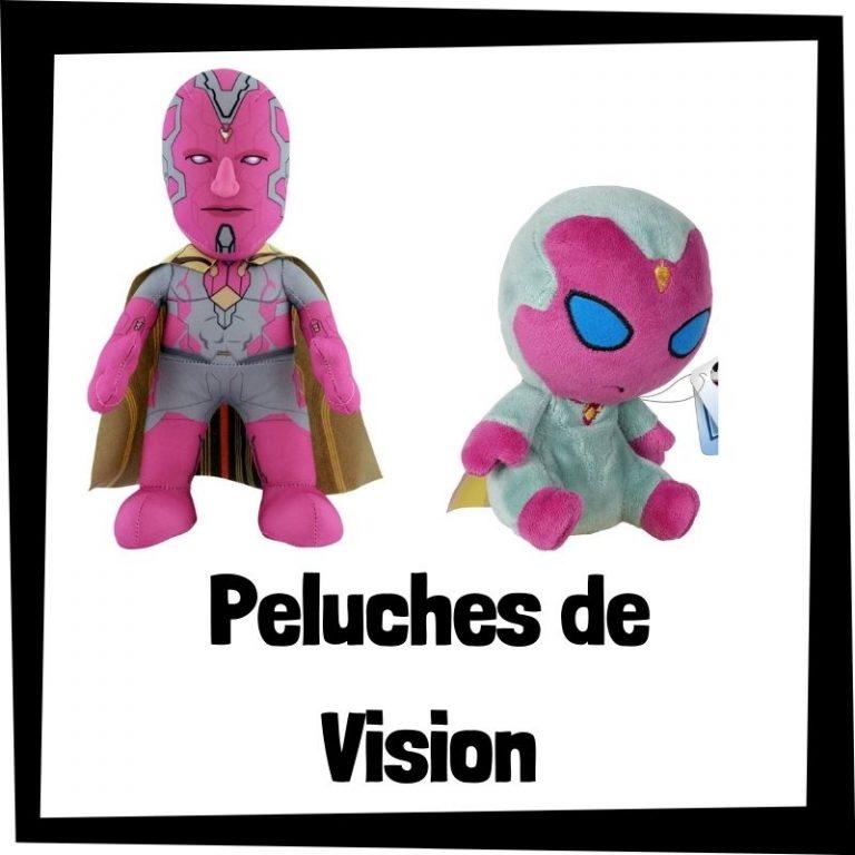 Los mejores peluches de Vision