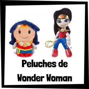 Los mejores peluches de Wonder Woman