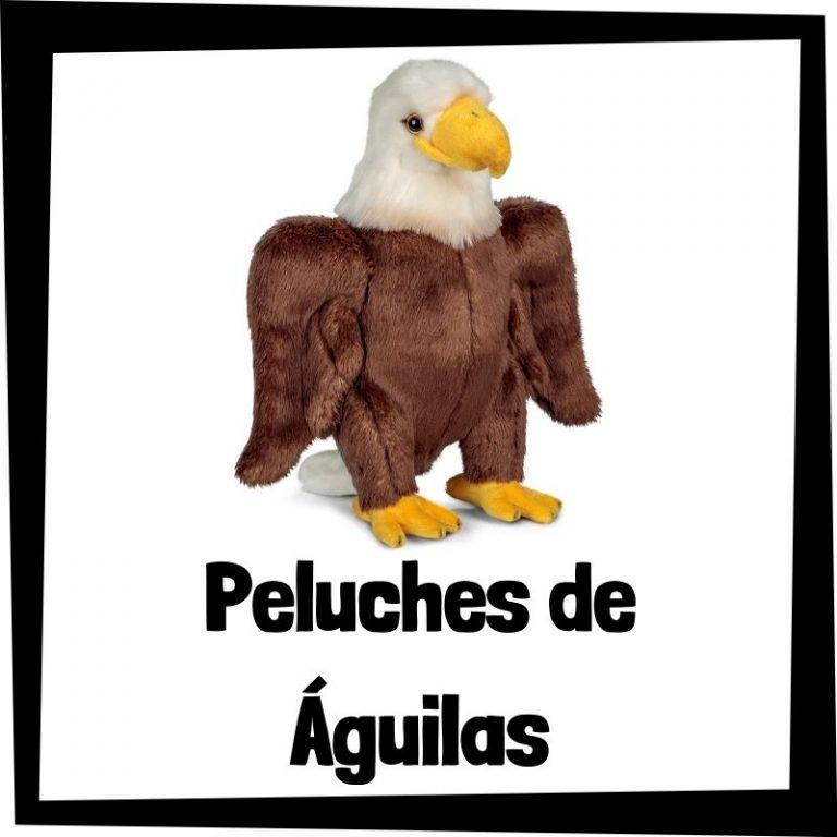 Los mejores peluches de águilas