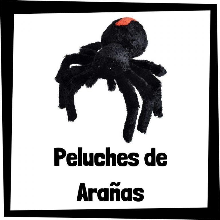 Los mejores peluches de arañas