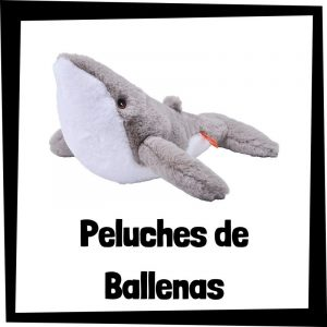 Los mejores peluches de ballenas