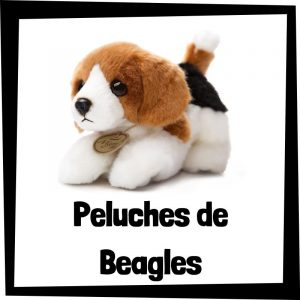 Peluches baratos de beagles - Los mejores peluches de perros - Peluche de Beagle barato de felpa