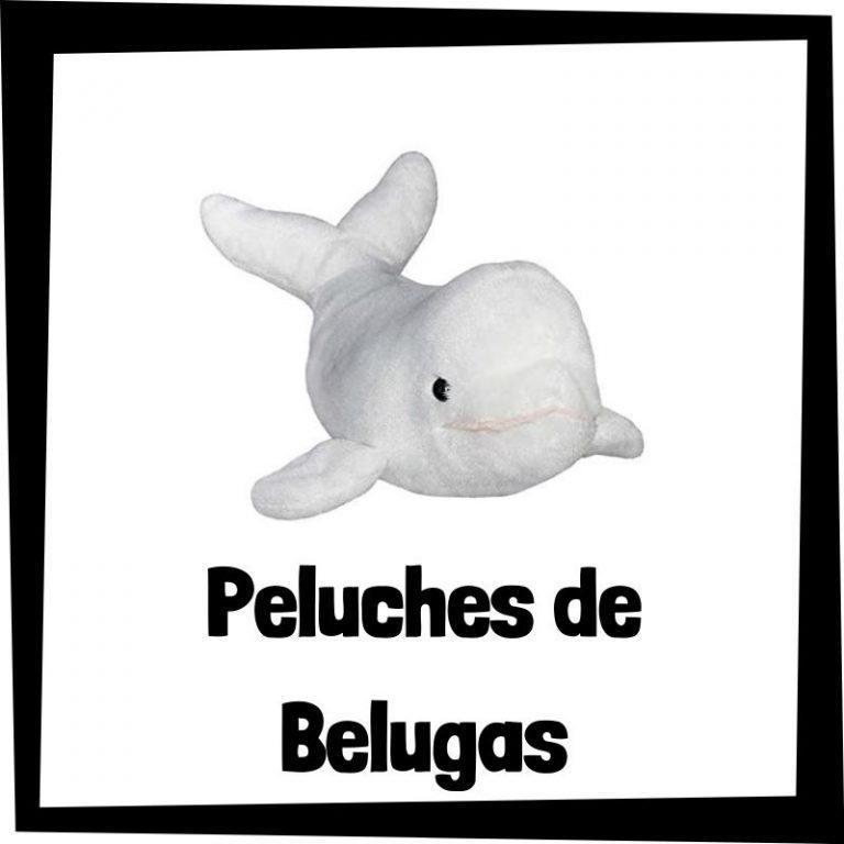 Los mejores peluches de belugas