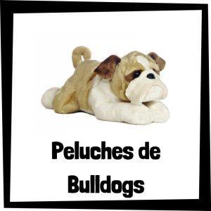 Peluches baratos de bulldogs - Los mejores peluches de perros - Peluche de Bulldog barato de felpa