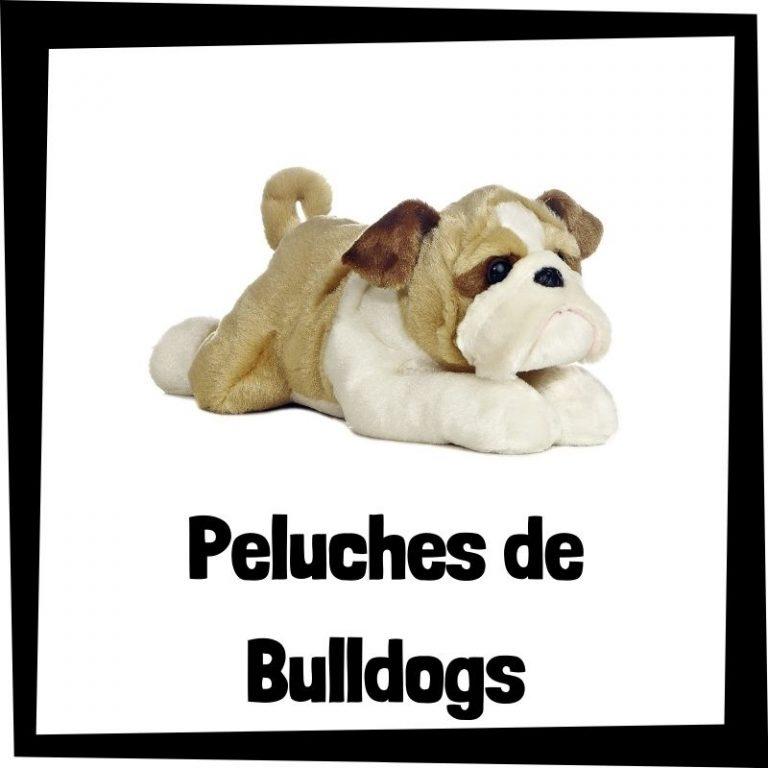 Los mejores peluches de bulldogs