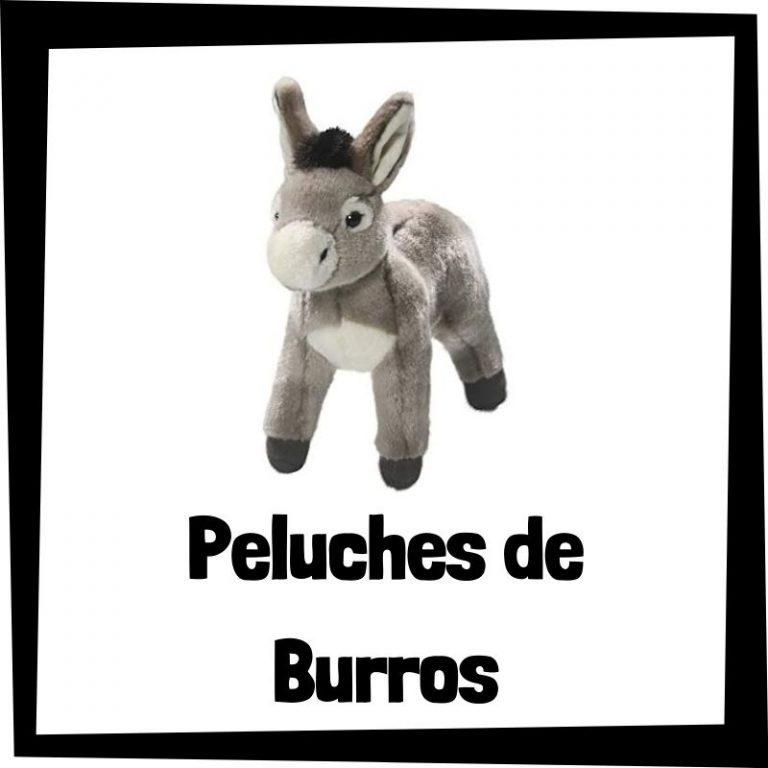 Los mejores peluches de burros