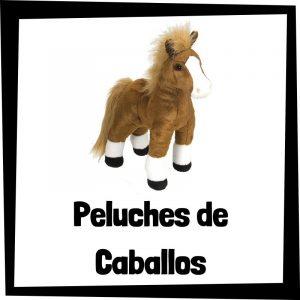 Los mejores peluches de caballos