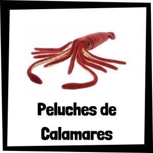 Los mejores peluches de calamares