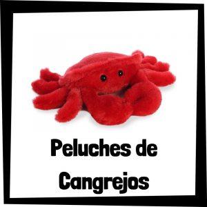Los mejores peluches de cangrejos