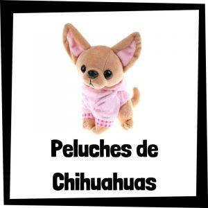 Peluches baratos de chihuahuas - Los mejores peluches de perros - Peluche de Chihuahua barato de felpa
