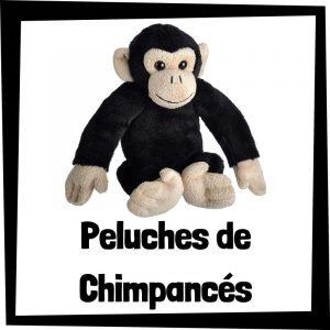 Los mejores peluches de chimpancés