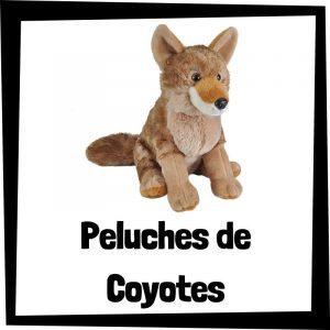 Los mejores peluches de coyotes