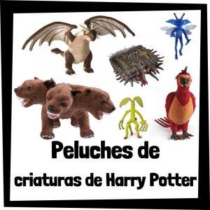Los mejores peluches de criaturas de Harry Potter