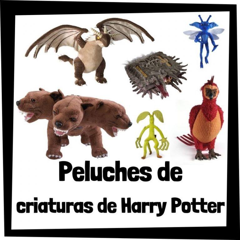 Lee más sobre el artículo Los mejores peluches de criaturas de Harry Potter