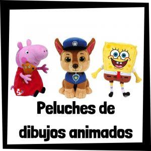 Peluches baratos de dibujos animados - Los mejores peluches de dibujos animados - Peluche de dibujos barato de felpa