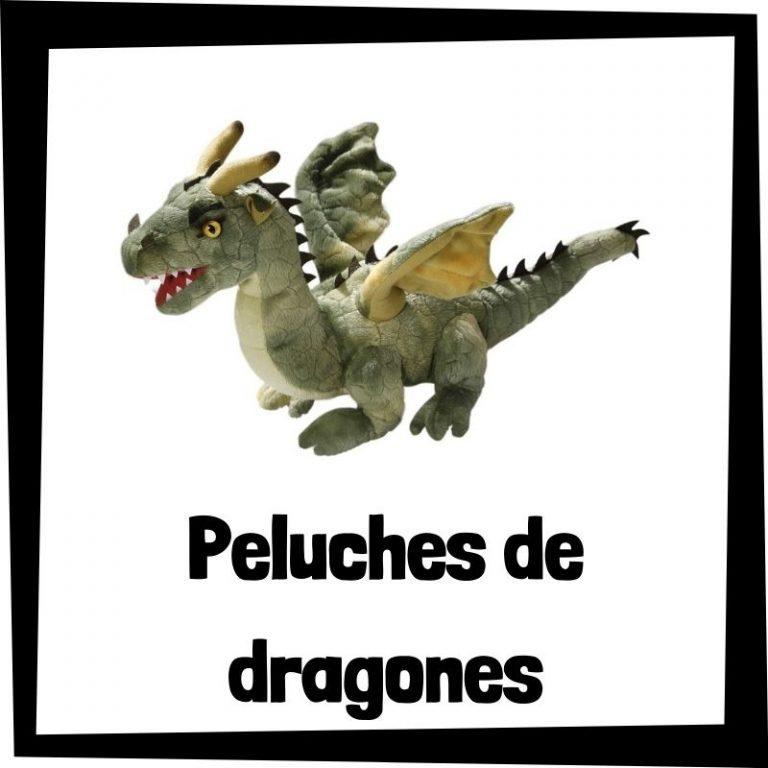 Los mejores peluches de dragones