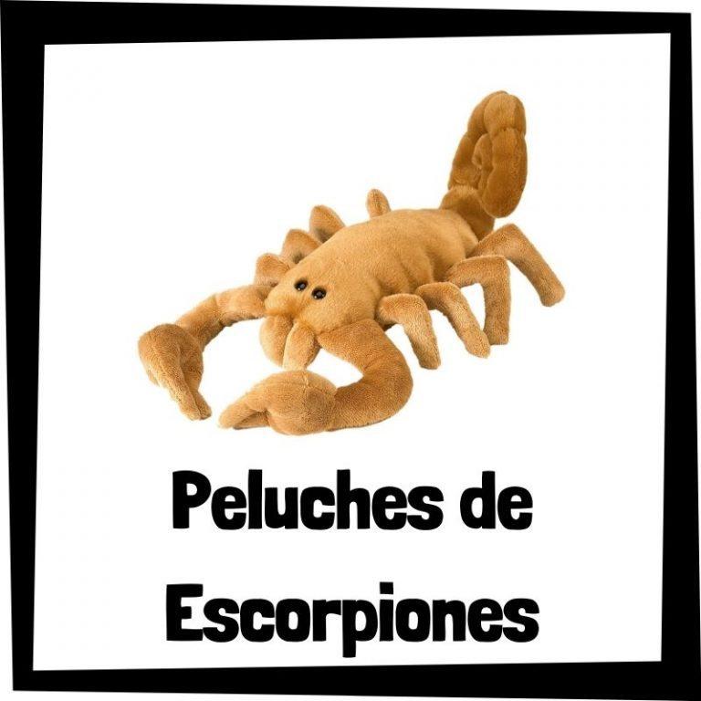 Los mejores peluches de escorpiones