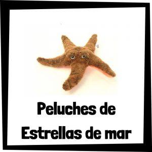 Los mejores peluches de estrellas de mar