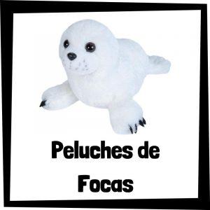 Peluches baratos de focas - Los mejores peluches de leones marinos - Peluche de león marino barato de felpa