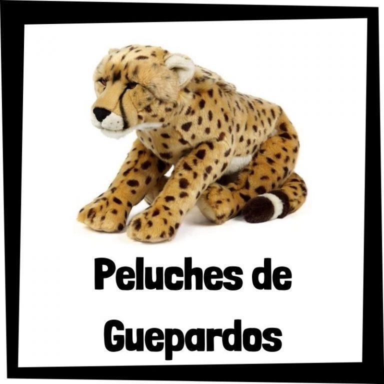 Los mejores peluches de guepardos