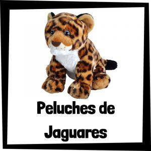 Los mejores peluches de jaguares