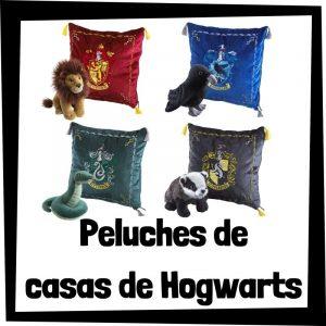 Los mejores peluches de casas de Hogwarts