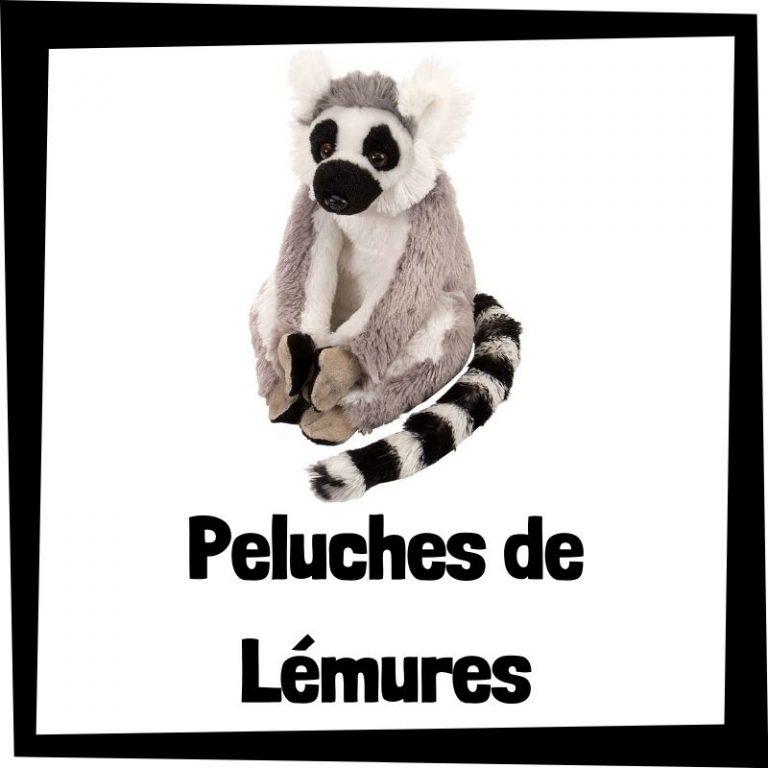 Los mejores peluches de lémures