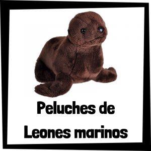 Los mejores peluches de leones marinos