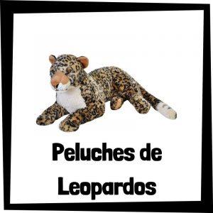 Peluches baratos de leopardos clásicos - Los mejores peluches de leopardos de las nieves - Peluche de leopardo barato de felpa
