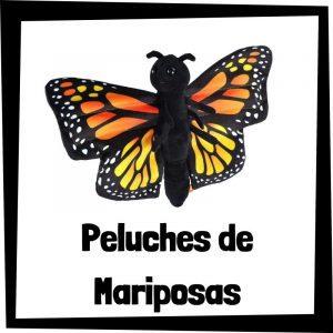Los mejores peluches de mariposas
