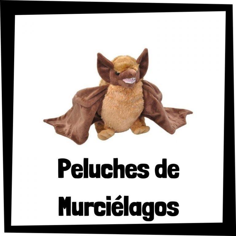 Lee más sobre el artículo Los mejores peluches de murciélagos