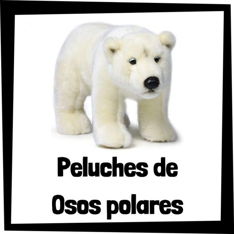 Los mejores peluches de osos polares