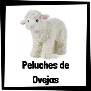 Los mejores peluches de ovejas