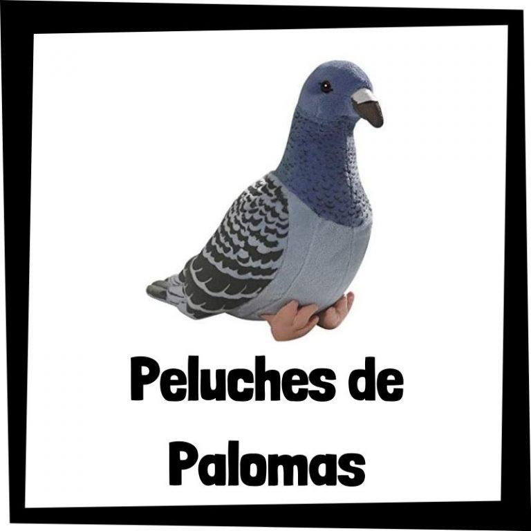 Los mejores peluches de palomas