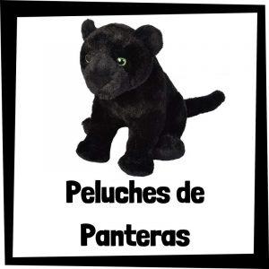 Peluches baratos de panteras - Los mejores peluches de jaguares - Peluche de jaguar barato de felpa