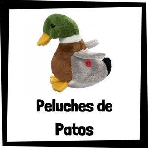 Los mejores peluches de patos