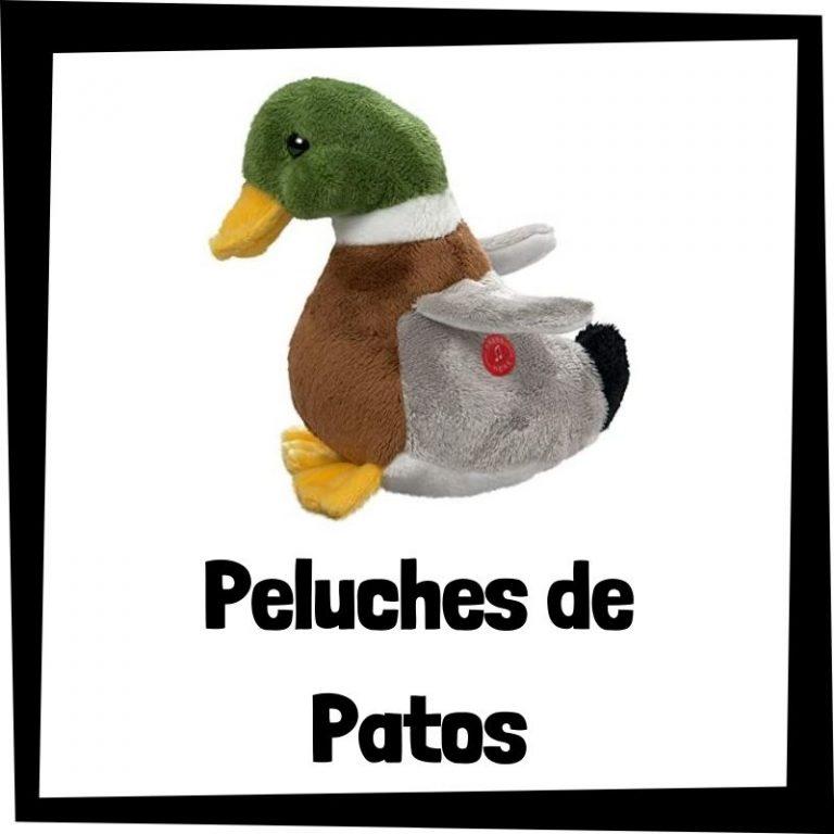 Lee más sobre el artículo Los mejores peluches de patos
