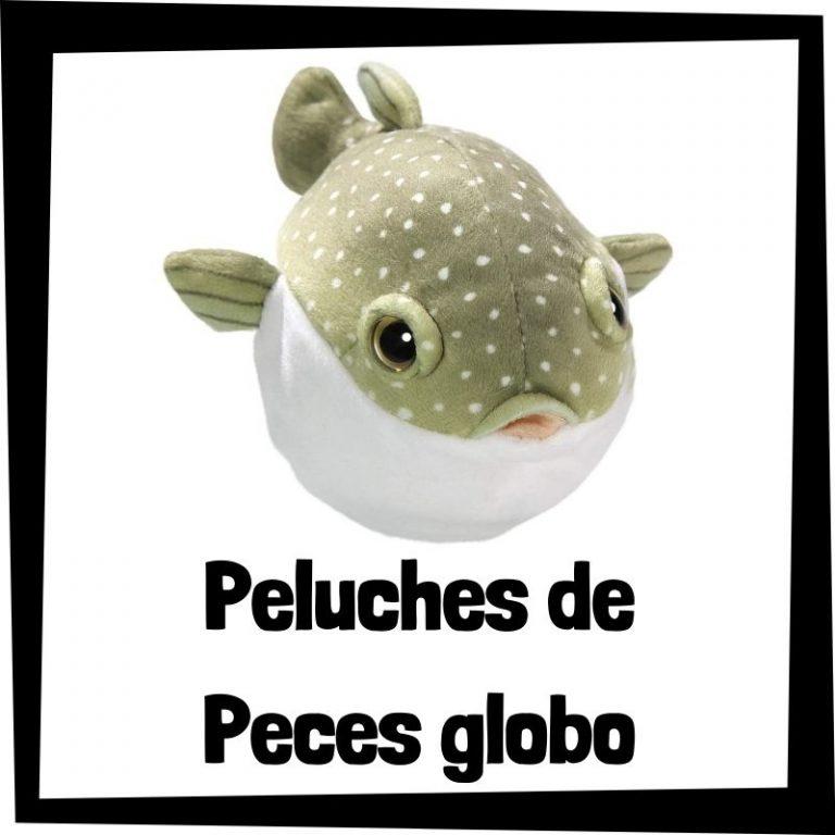 Los mejores peluches de peces globo